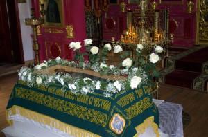 Погребение Пресвятой Богородицы